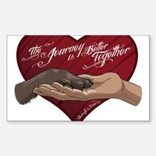 Journey is Better Together Decal