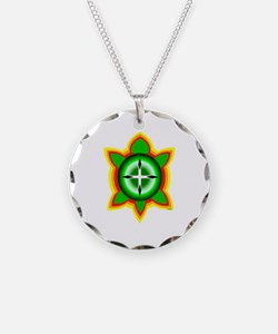 SOUTHEASTERN TRIBAL TURTLE Necklace