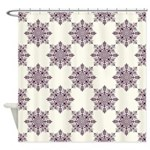Ornamental Pattern Shower Curtain