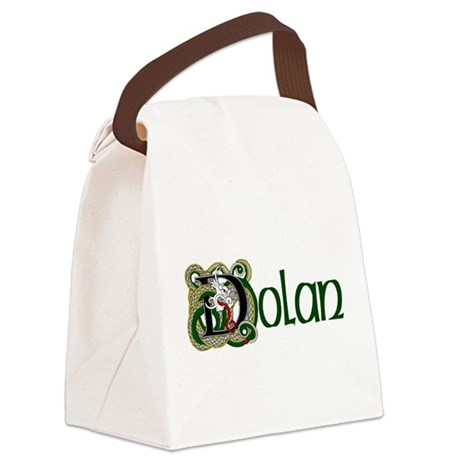 Dolan Celtic Dragon Canvas Lunch Bag