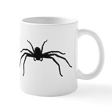 Spider silhouette Mug