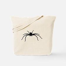 Spider silhouette Tote Bag