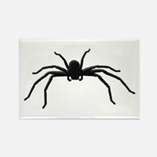 Spider silhouette Rectangle Magnet