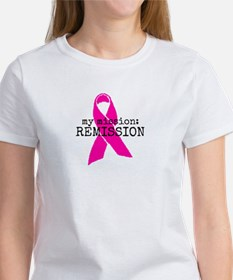 My mission: REMISSION Women's T-Shirt
