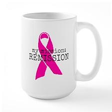 My mission: REMISSION Mug