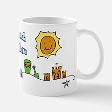 Beach Bum Mug