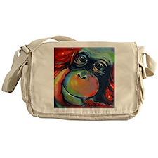 Orangutan Sam Messenger Bag