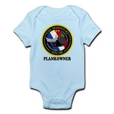 PLANKOWNER SSN 780 Infant Bodysuit