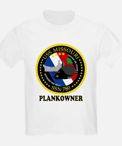 PLANKOWNER SSN 780 T-Shirt
