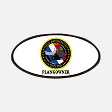 PLANKOWNER SSN 780 Patches