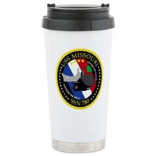 USS Missouri SSN 780 Travel Mug