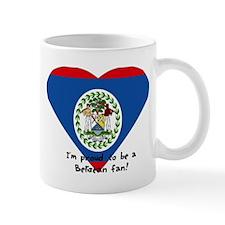 Belizean flag Mug