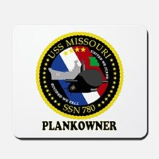 PLANKOWNER SSN 780 Mousepad