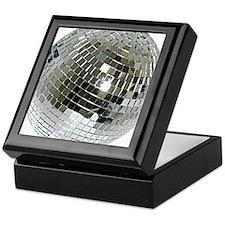Spazzoid Disco Ball Keepsake Box
