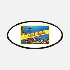 Lake Tahoe Greetings Patches