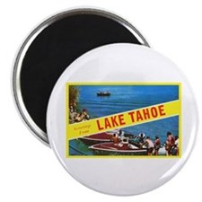 Lake Tahoe Greetings Magnet