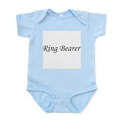Ring Bearer Infant Creeper
