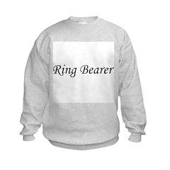 Ring Bearer Sweatshirt