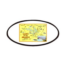 Lake of the Ozarks Map Patches