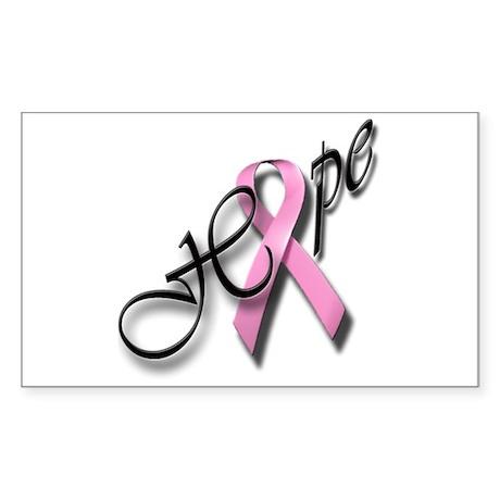 BCA Hope Sticker (Rectangle)