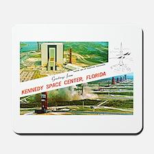 Kennedy Space Center Florida Mousepad