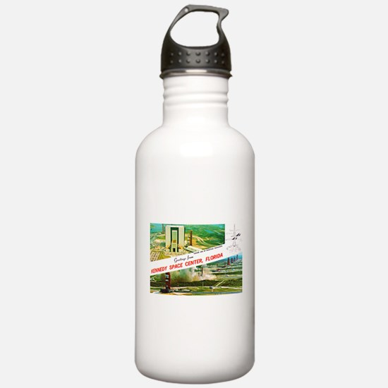 Kennedy Space Center Florida Water Bottle