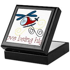 Love Being High Keepsake Box