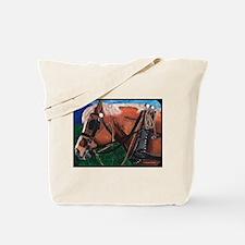 Belgian Painting Tote Bag