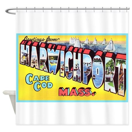 Get Free High Quality HD Wallpapers Cape Cod Shower Curtain