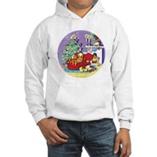 WAITING FOR SANTA! Jumper Hoody