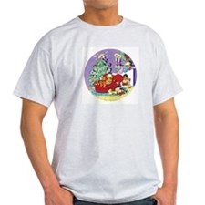 WAITING FOR SANTA! T-Shirt