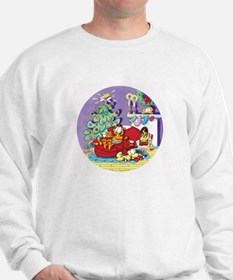 WAITING FOR SANTA! Sweatshirt