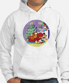 WAITING FOR SANTA! Hoodie