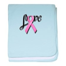 BCA Love baby blanket