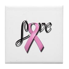 BCA Love Tile Coaster