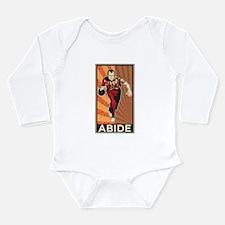 Nixon Bowling Long Sleeve Infant Bodysuit