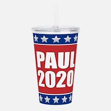 Rand Paul 2020 Acrylic Double-wall Tumbler