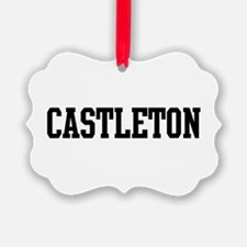 CASTLETON Ornament