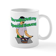 My Special Sauce Mug