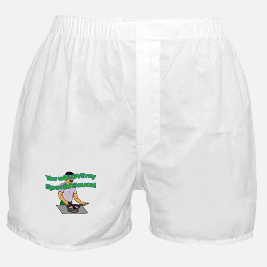 My Special Sauce Boxer Shorts