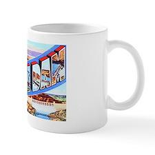 Grand Coulee Dam Washington Mug