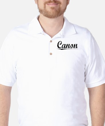 Canon, Vintage Golf Shirt