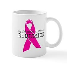 my friends mission: REMISSION Mug
