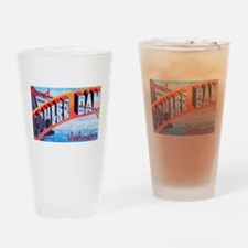 Grand Coulee Dam Washington Drinking Glass