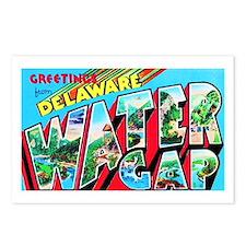 Delaware Water Gap Greetings Postcards (Package of