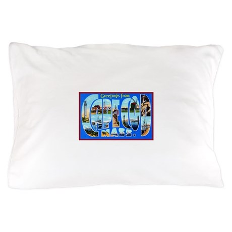Cape cod massachusetts pillow case by w2arts for Case modello cape cod