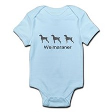 Group O' Weims Infant Bodysuit