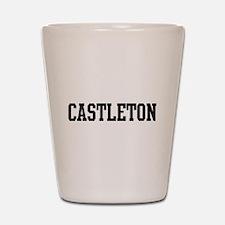 CASTLETON Shot Glass