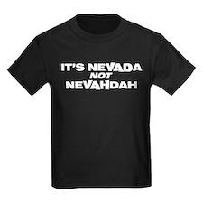 Nevada White T