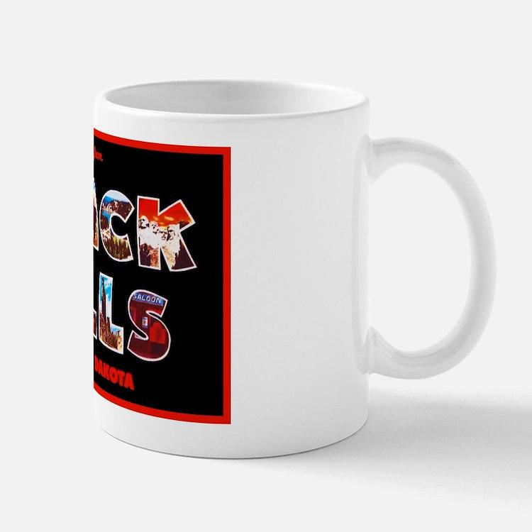 Black Hills South Dakota Mug